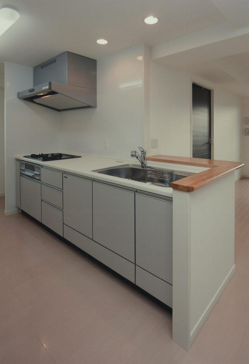 Ftypeキッチン
