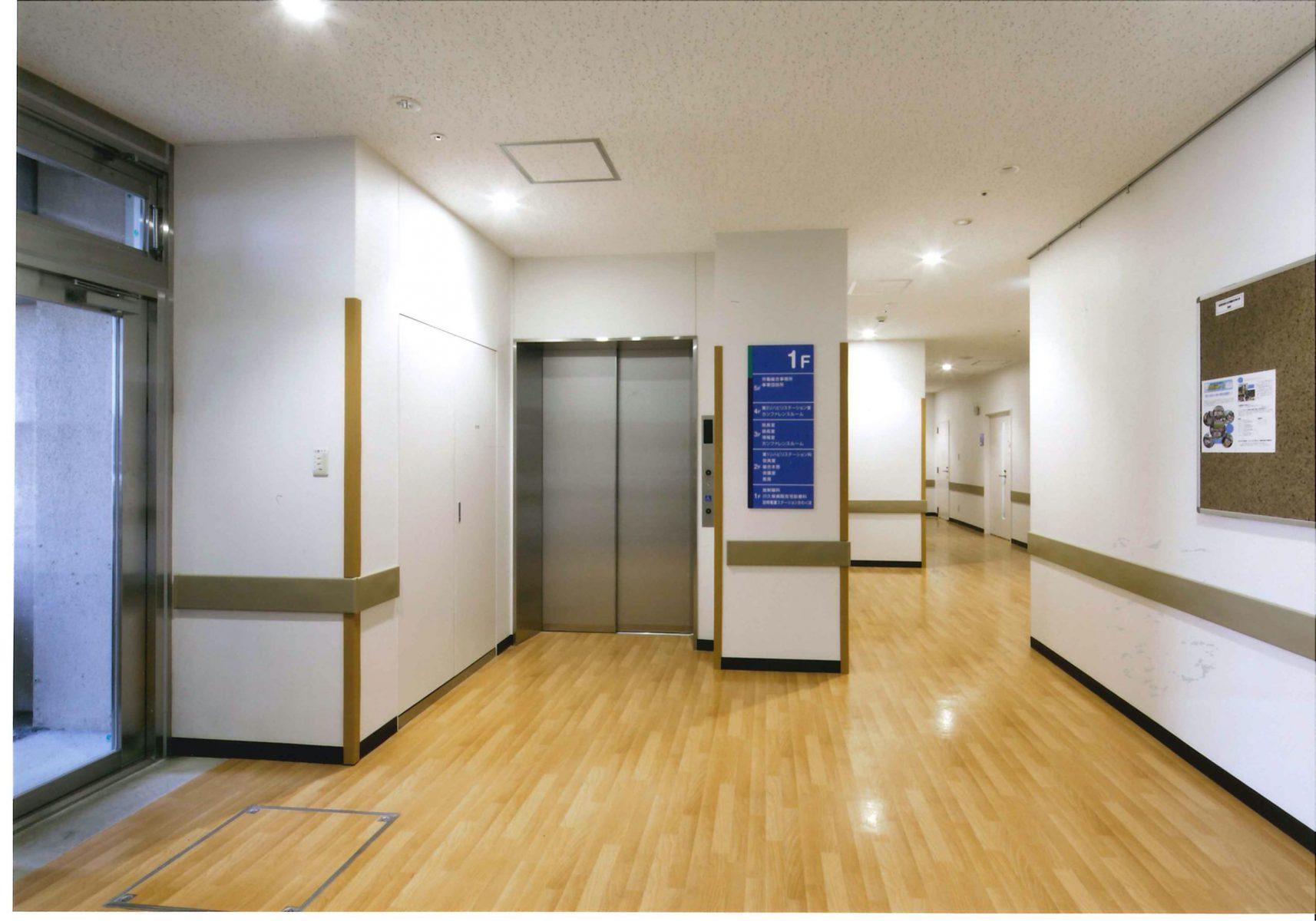 3階・廊下