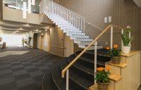 エントランスホール・階段
