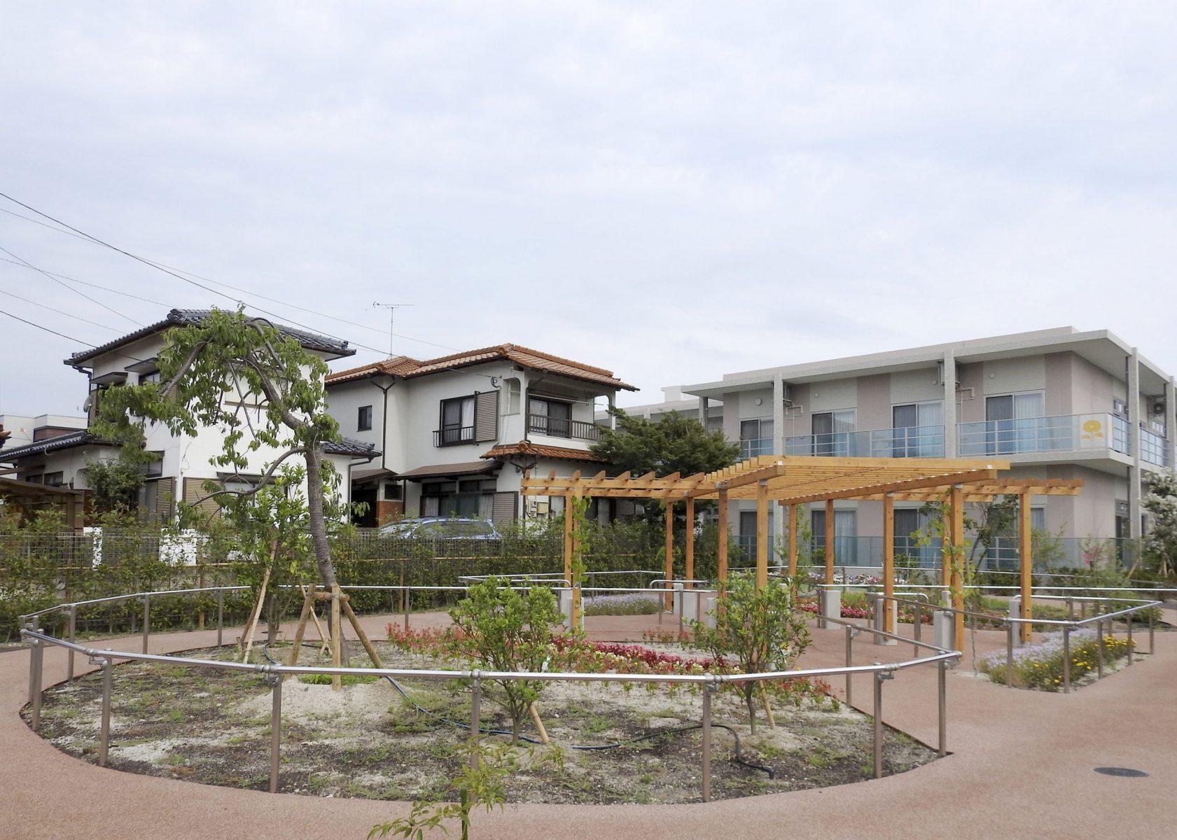 リハビリ庭園