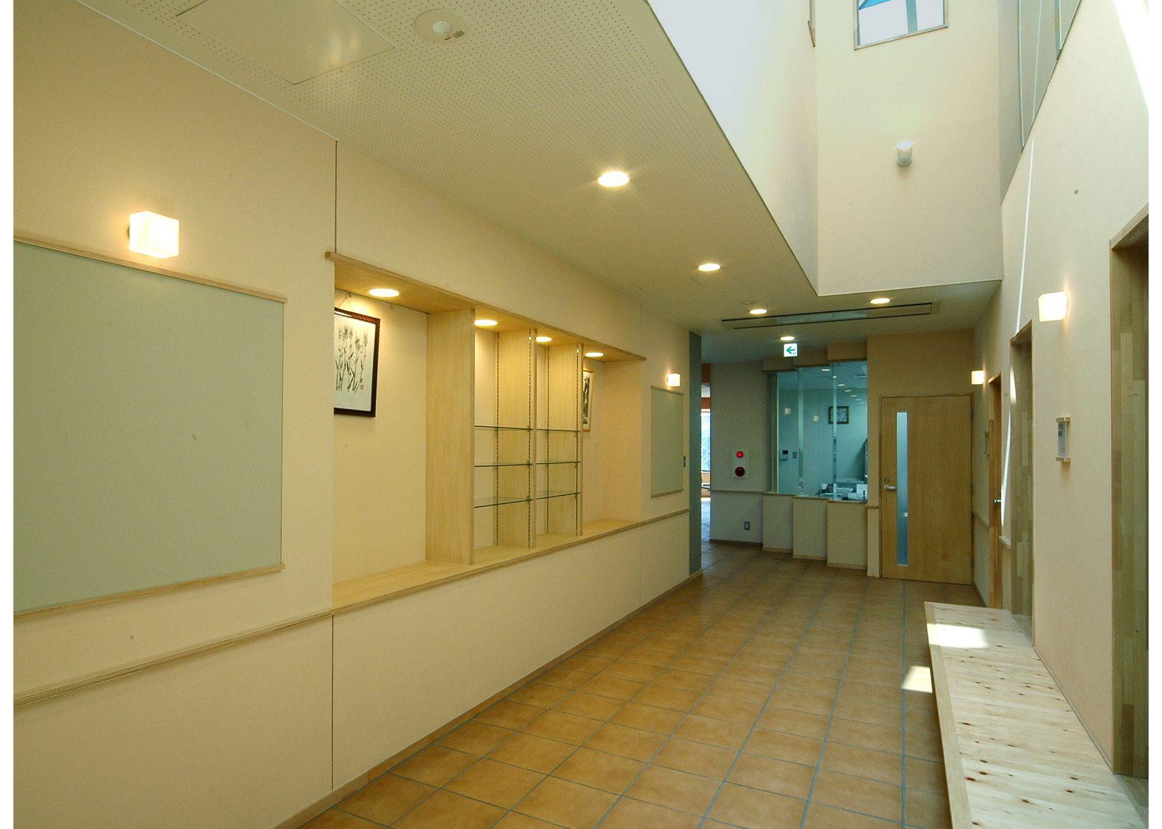 アクセス廊下