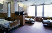 6F産婦人科病棟 4床室