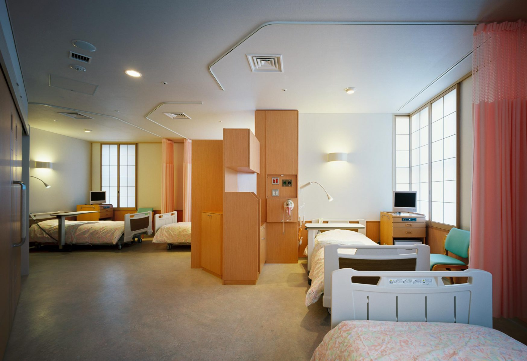 4床室(個室的多床室)