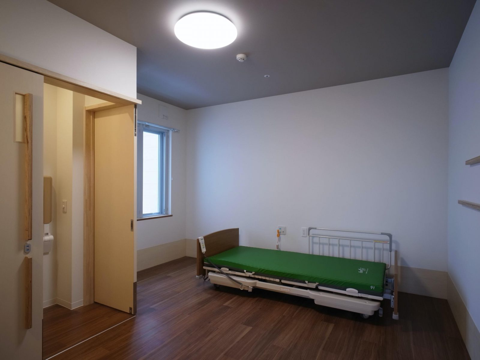 3Fユニット居室