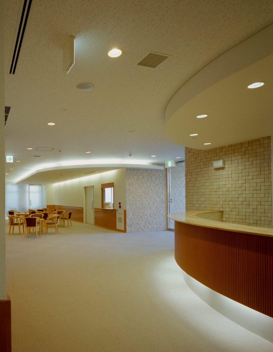 1階 改修後(エントランスホール)