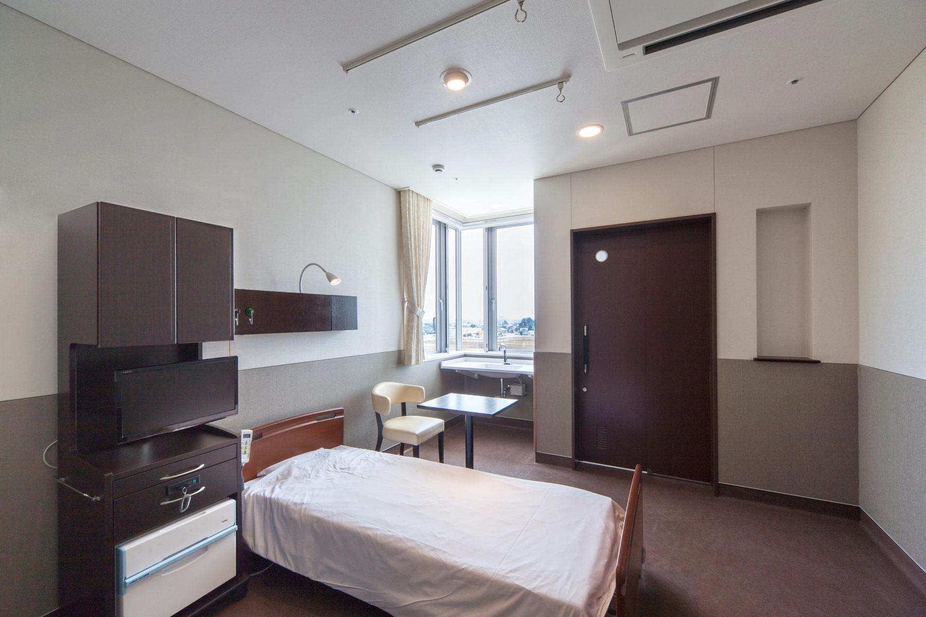 病棟 個室