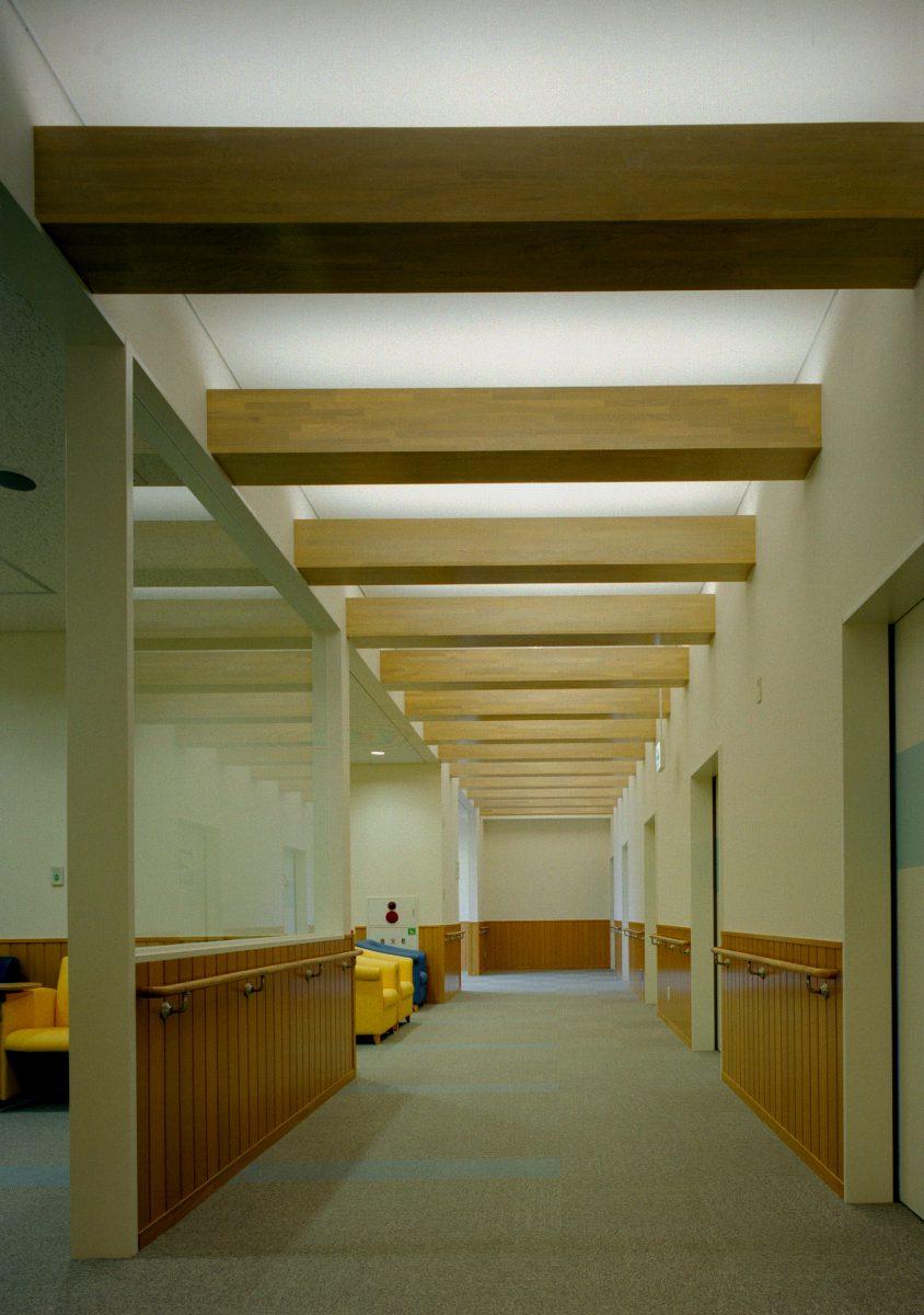 3階 改修後(内視鏡廊下)