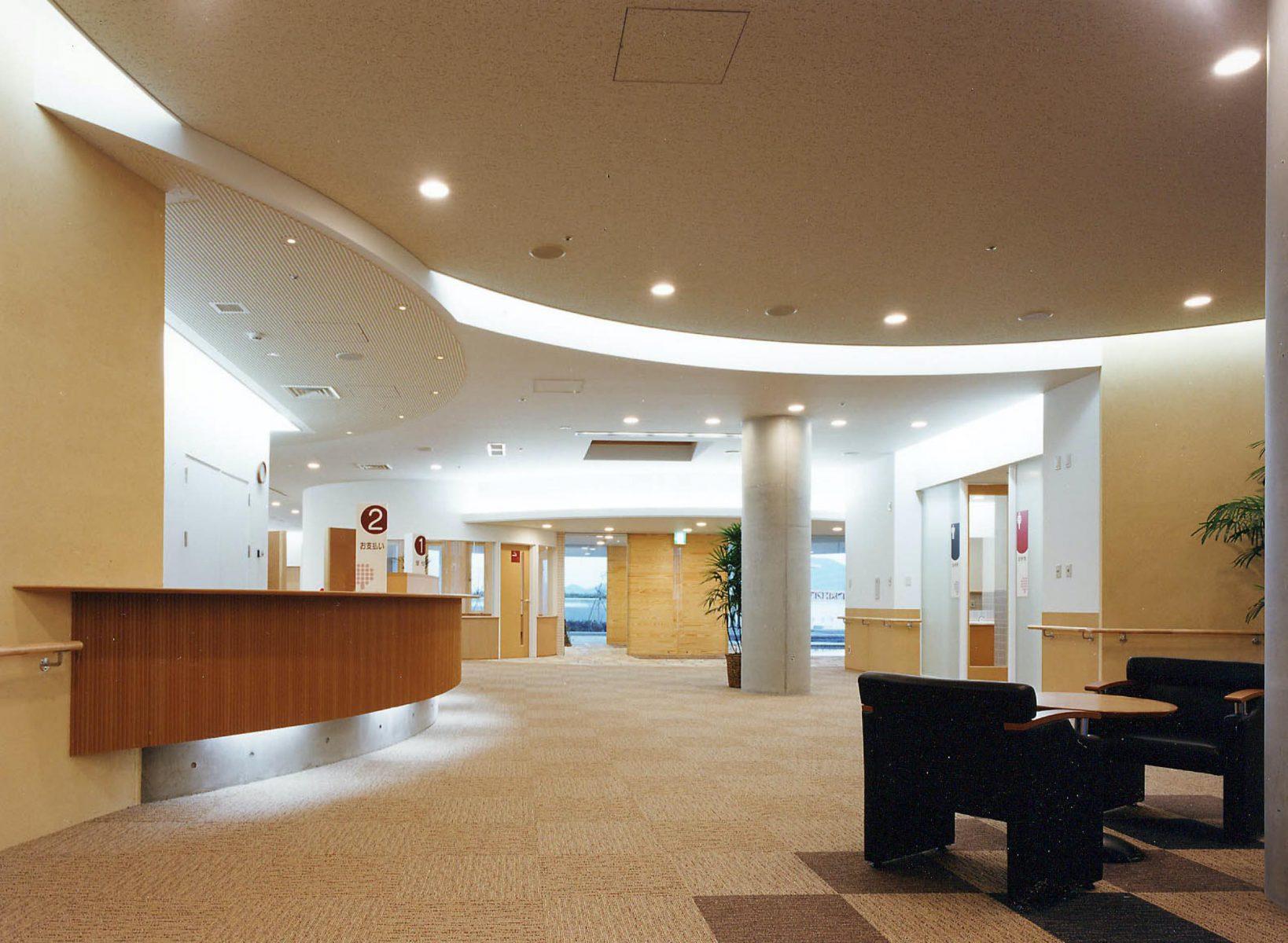 ホスピタル 待合い・エントランスホール