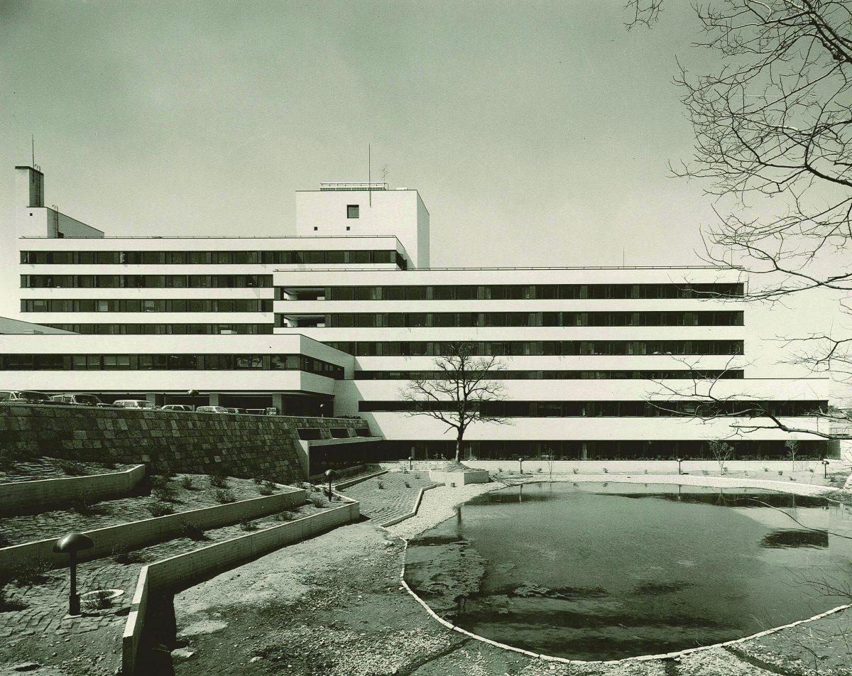 都職員共済組合青山病院