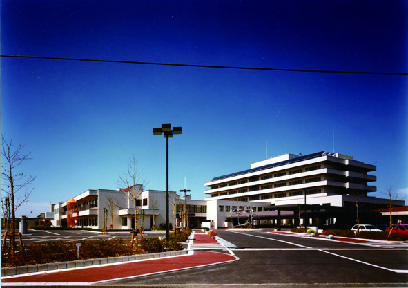 富山県高志リハビリテーション病院〈第17回中部建築賞〉
