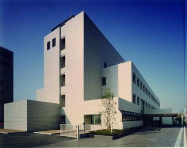 電電公社広島中央健診管理所〈広島市優秀建築物表彰〉