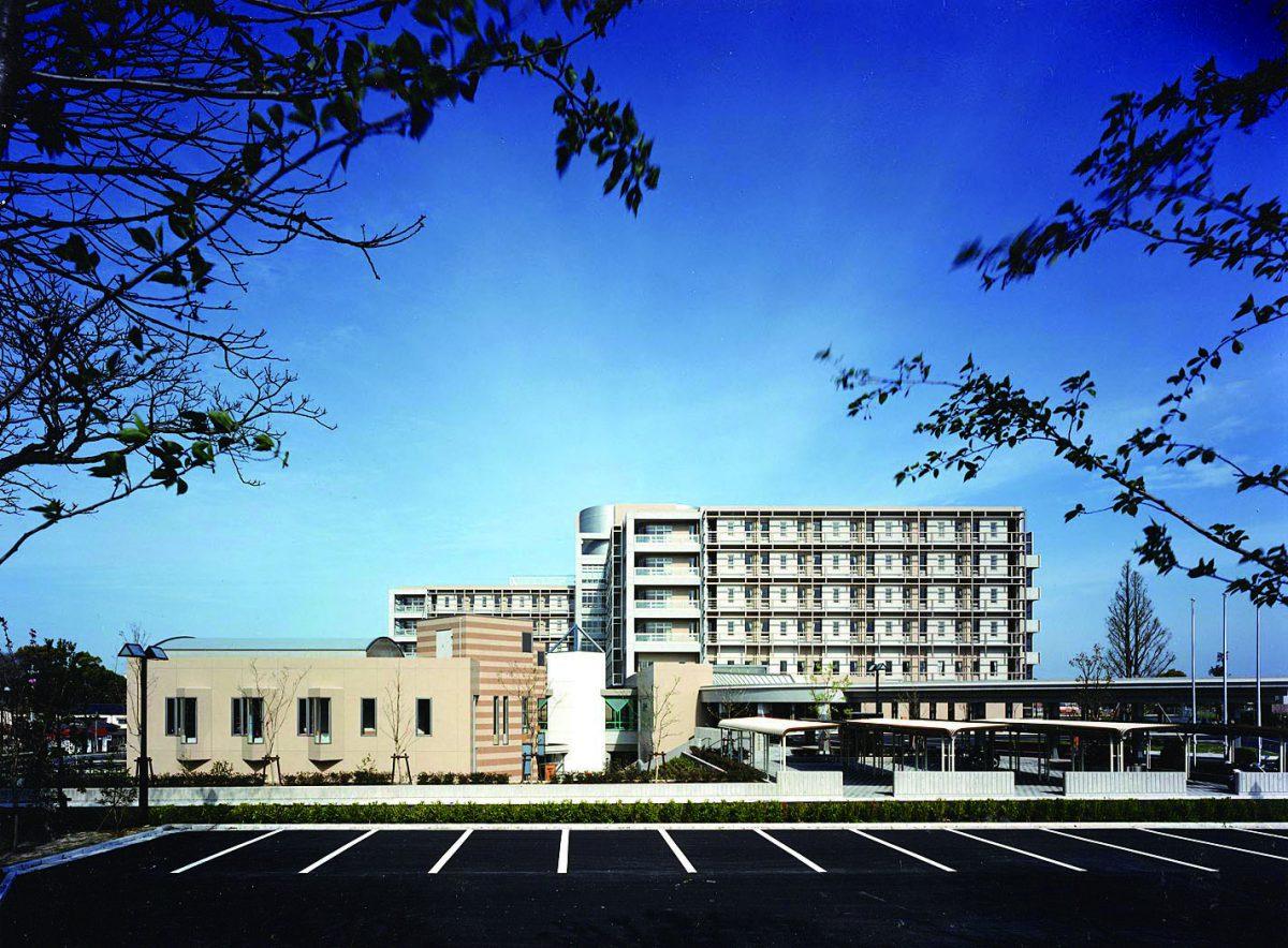 大牟田市立総合病院〈医療福祉建築賞1996〉