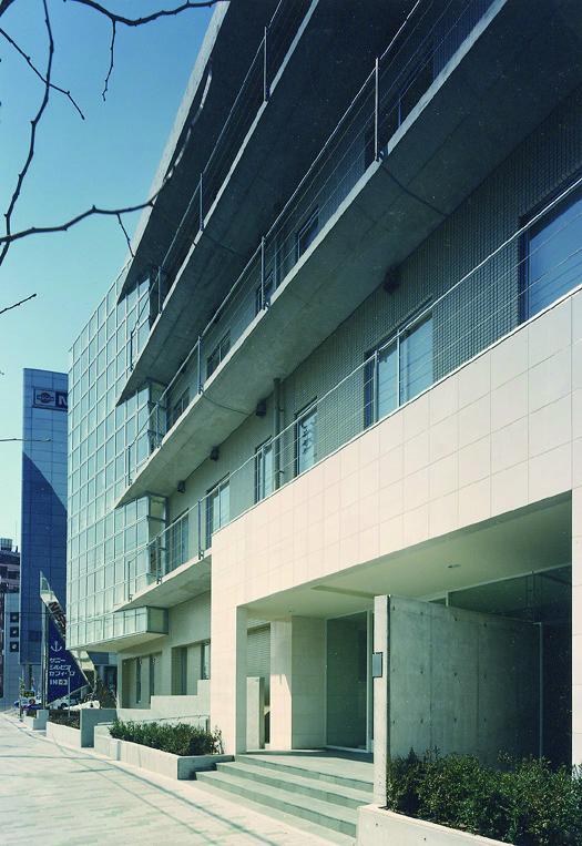 宮地病院〈医療福祉建築賞1998〉