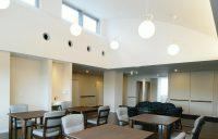 4階 ラウンジ(食堂)