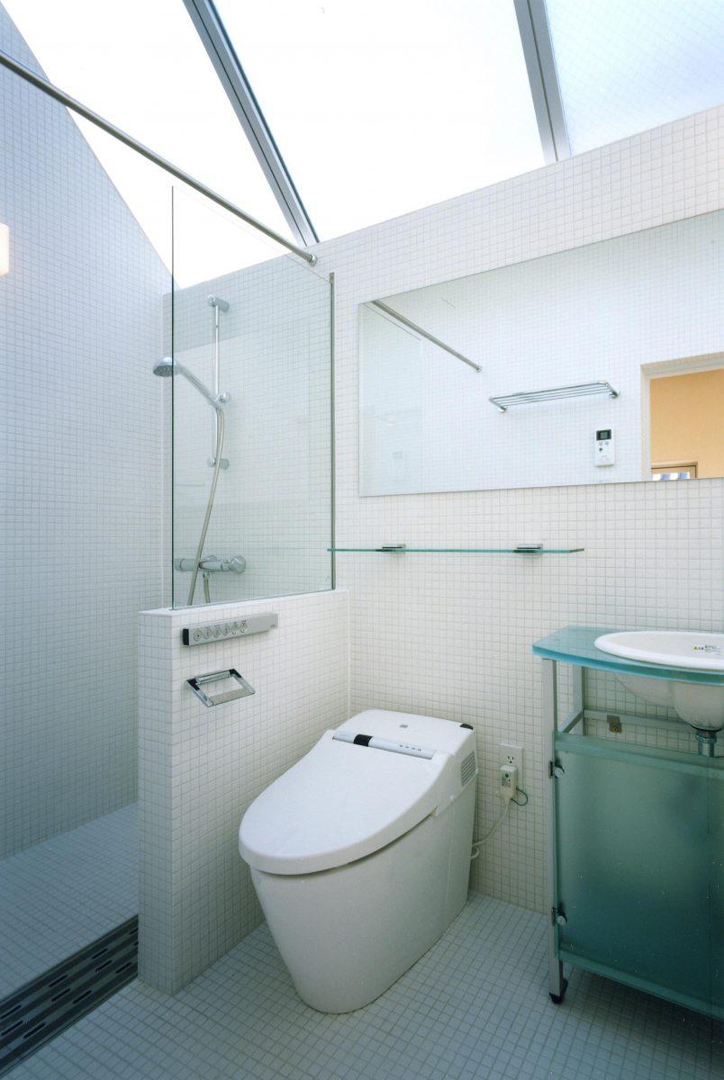 3階シャワールーム