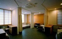 個室的4床室