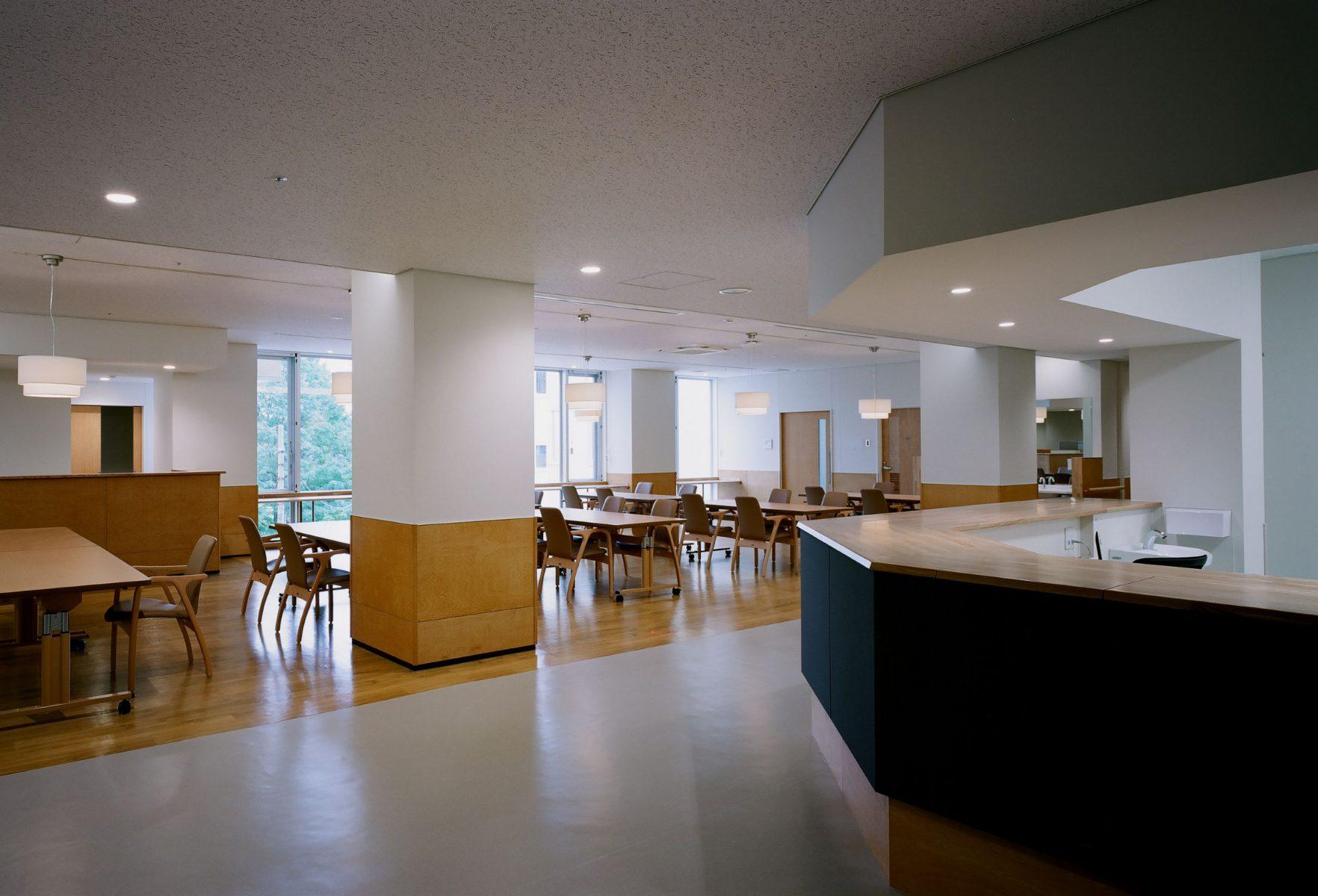 3F 食堂