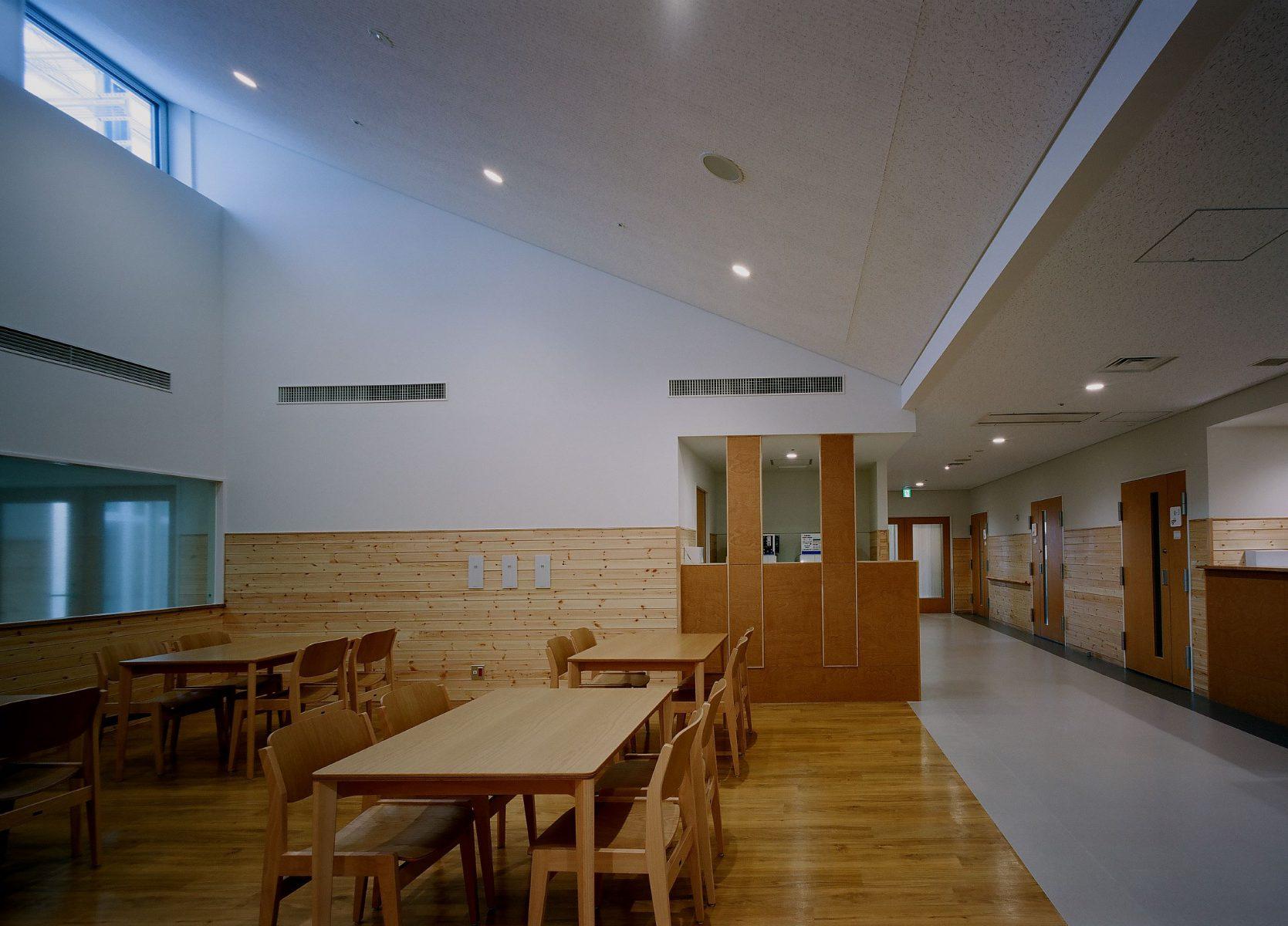 4F 食堂