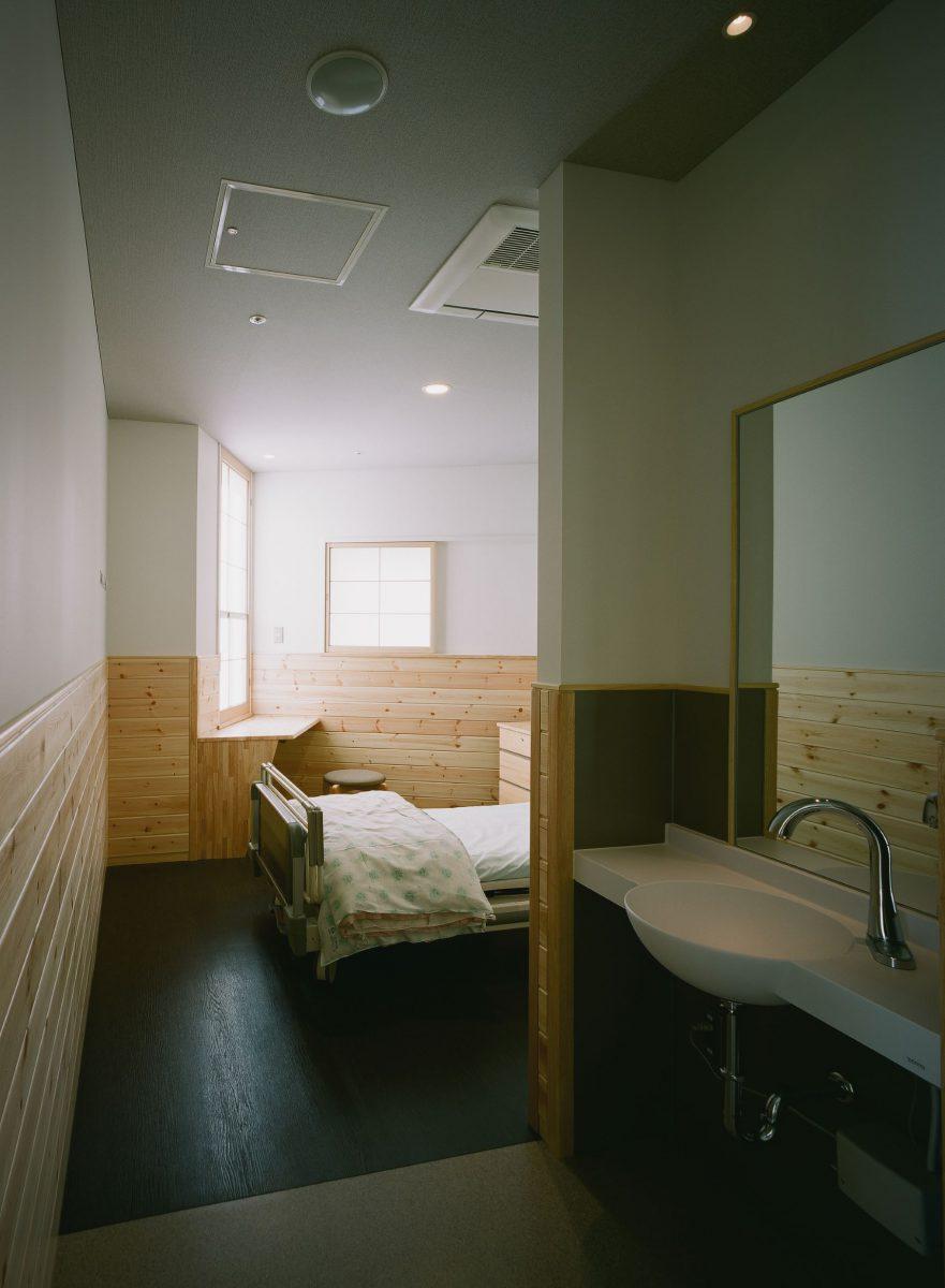 病棟1床室