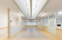 病棟 4床室前のホール