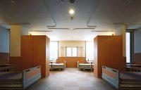 個別環境に配慮した4床室